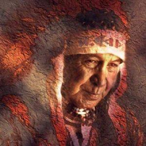 Старый индеец