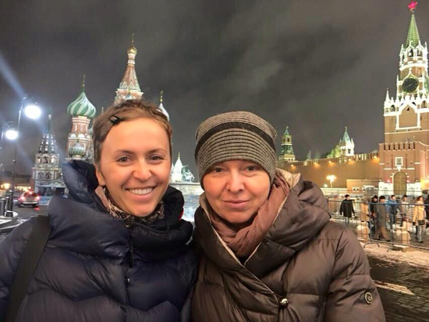 Римма и Анна Ефимкины